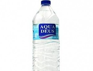 15% de descuento comprando agua mineral 1,5 L Aquadeus
