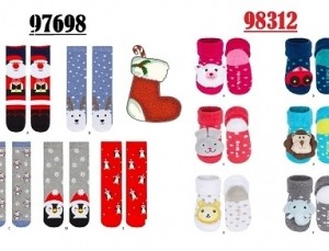 Calcetines navideños...Ya disponibles! Descuento 15%