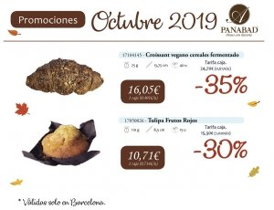 Promoción Octubre 2019