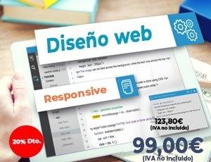 Tu Web Profesional al mejor precio. 20% Descuento