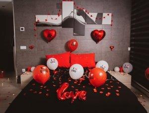 Descuento del -5% en decoraciones románticas para hoteles