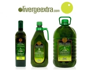 Aceite Virgen Extra 100% Arbequina