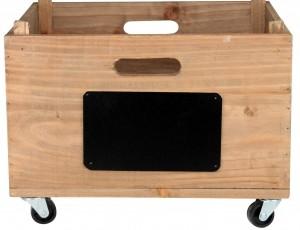 10% de descuento comprando caja de madera