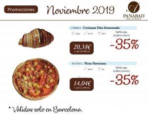 Promoción Noviembre 2019