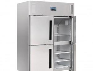 Armario congelador dos puertas. Antes 2.450€, ahora 1.470€