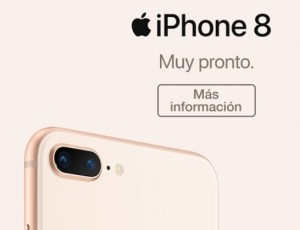 Nuevo iPhone 8 con envío gratuito!