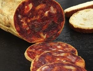 Salchichón y Chorizo de Bellota 100% Ibérico