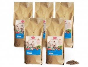 Café Raizal 5 Kilogramos en grano, origen Colombia