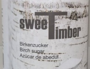 SweeTimber 400g 5% descuento