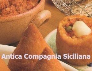 10% de descuento comprando Arancino rellenos siciliano