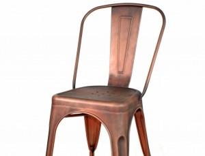 5% de descuento comprando la silla Favorit Cobre Antique