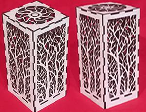 Lampara / Porta-velas