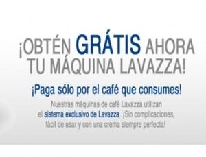 Cafetera gratis por la compra del café que consumes