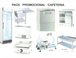 PACK CAFETERÍA