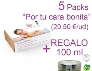 OBSEQUIO: 100 ml de crema bio-termal