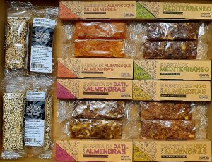 Productos Gourmet Natural sin Gluten artesanal.