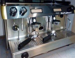 Instalación gratuita comprando cafetera industrial de ocasió