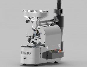 Tostador de café Sekio Kafe Excellence Silver SK5