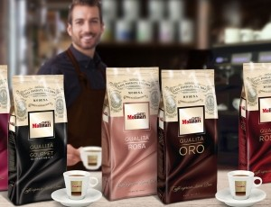Mes de café gratis si escoges Caffé Molinari para tu negocio