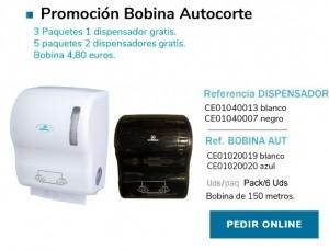 Promoción Bobina Autocorte